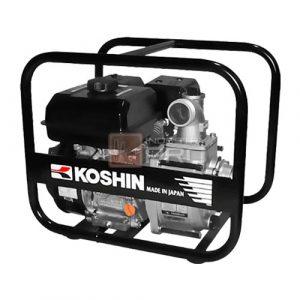 ปั๊มน้ำหอยโข่งพร้อมเครื่องยนต์ KOSHIN รุ่น STV Series