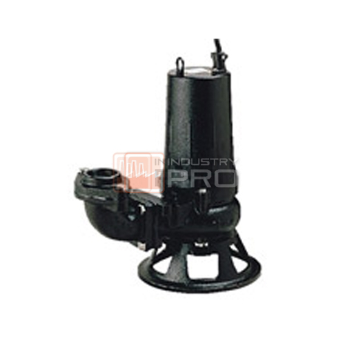 Submersible Sewage Pumps with Cutter Impeller TSURUMI C Series