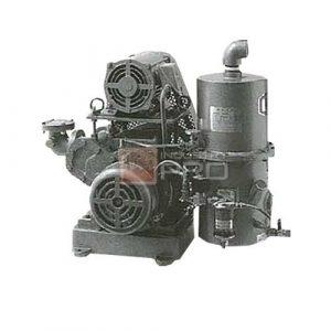 ปั๊มสุญญากาศระบบ Oil Rotary Piston (Lubricated) OP รุ่น KV Series